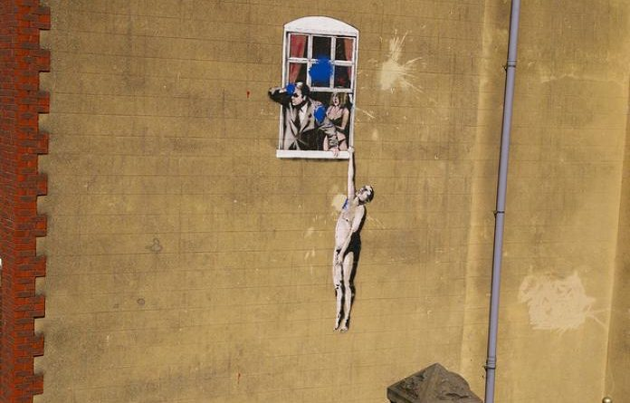 Diferencia entre valor y precio: el caso Banksy