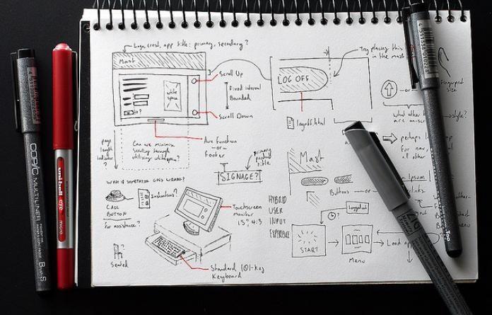 Los cuatro valores que debe tener el diseño de la web de empresa
